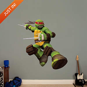 Raphael Fathead Wall Decal