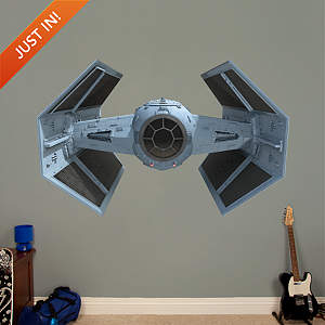 TIE Advanced X1 Starfighter Fathead Wall Decal
