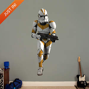 Clone Trooper Fathead Wall Decal