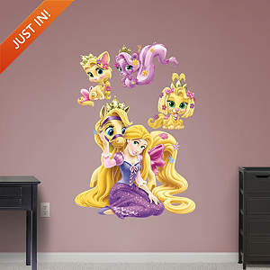 Palace Pets - Rapunzel Collection Fathead Wall Decal
