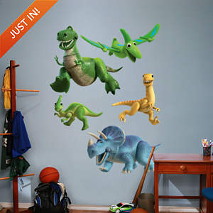 Toy Story Dinomight Collection Fathead Wall Decal