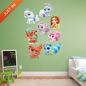 Palace Pets Collection Fathead Wall Decal