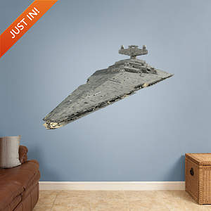 Star Destroyer Fathead Wall Decal