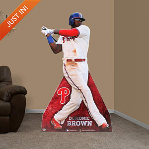 Domonic Brown Stand Out