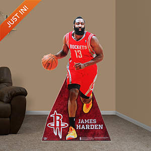 James Harden Stand Out