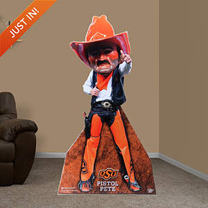 Pistol Pete Stand Out