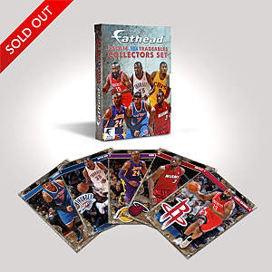 NBA 2013-2014 Tradeables Complete Set Fathead Decal