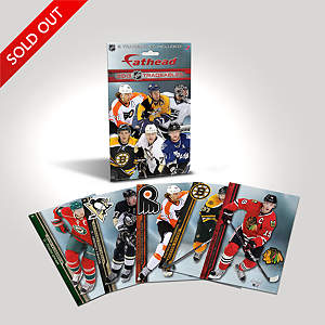 NHL 2013 Tradeables Single Pack Fathead Decal