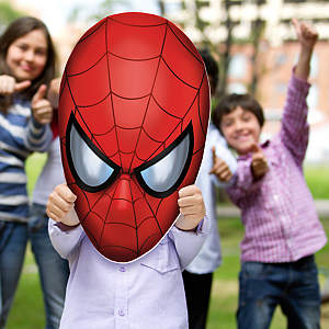 Spider-Man Big Head Cut Out