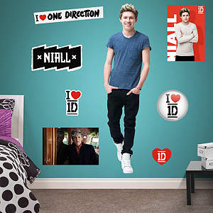 Niall Horan: 1D Fathead Wall Decal