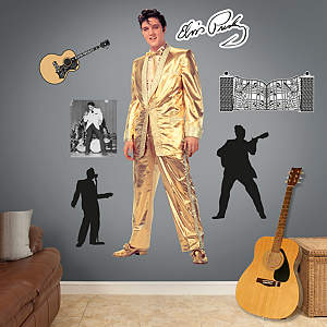 Elvis Presley – The Memphis Flash Fathead Wall Decal
