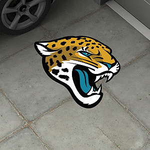 Jacksonville Jaguars Street Grip Outdoor Graphic