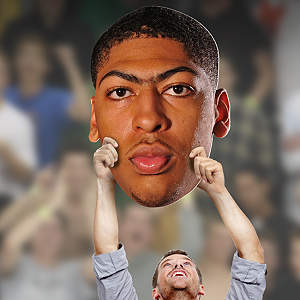 Anthony Davis Big Head Cut Out