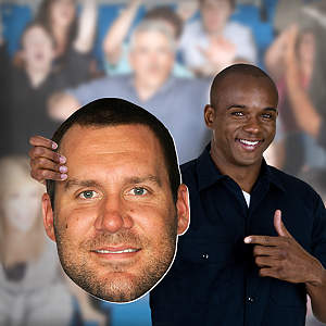 Ben Roethlisberger Big Head Cut Out