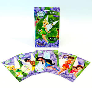 Disney Fairies Tradeables Single Pack Fathead Decal