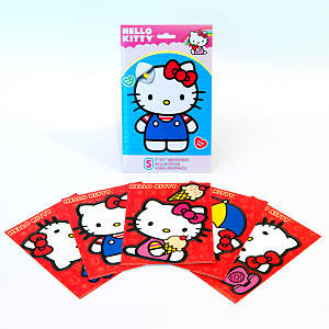 Hello Kitty Tradeables Single Pack Fathead Decal