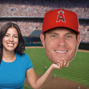 Josh Hamilton Big Head Cut Out