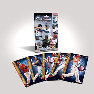 MLB 2014 Tradeables Single Pack Fathead Decal