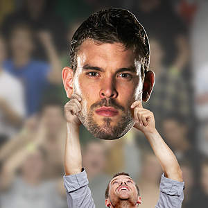 Marc Gasol Big Head Cut Out