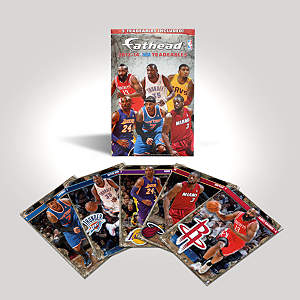 NBA 2013-2014 Tradeables Single Pack Fathead Decal