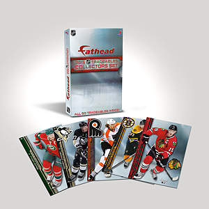 NHL 2013 Tradeables Complete Set Fathead Decal
