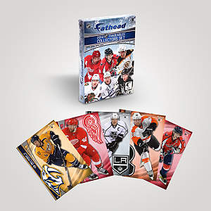 NHL 2014 Tradeables Complete Set Fathead Decal