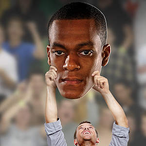 Rajon Rondo Big Head Cut Out