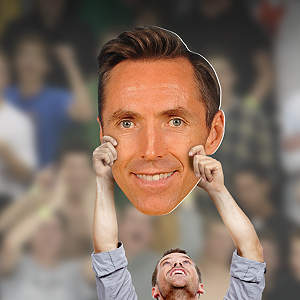 Steve Nash Big Head Cut Out