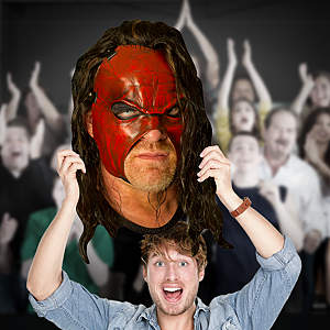 Kane Big Head  Cut Out