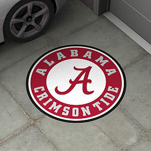 Street Grip outdoor decal of Alabama's logo