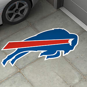 Buffalo Bills Street Grip Outdoor Graphic