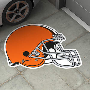 Cleveland Browns Street Grip Outdoor Graphic