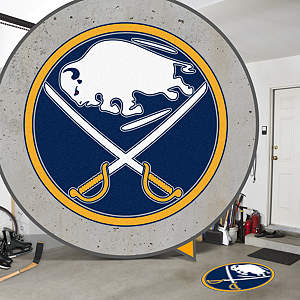 Buffalo Sabres Street Grip Outdoor Graphic