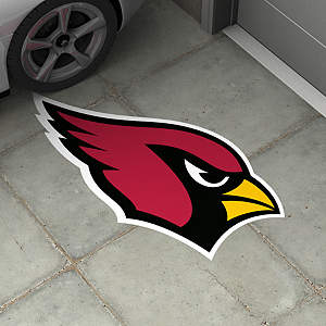 Arizona Cardinals Street Grip Outdoor Graphic