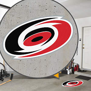 Carolina Hurricanes Street Grip Outdoor Graphic