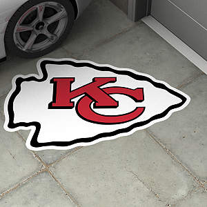 Kansas City Chiefs Street Grip Outdoor Graphic
