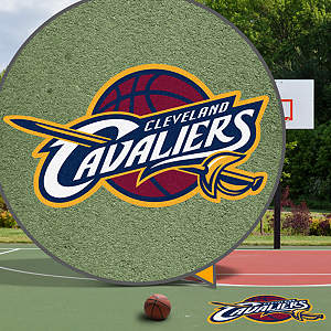 Cleveland Cavaliers Street Grip Outdoor Graphic
