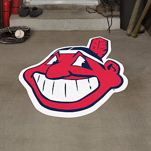 Cleveland Indians Alternate Logo Street Grip Outdoor Graphic