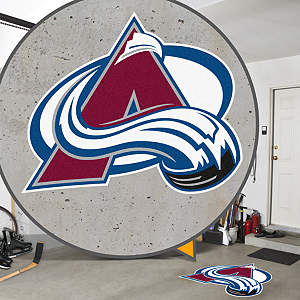 Colorado Avalanche Street Grip Outdoor Graphic