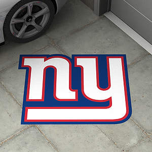 New York Giants Street Grip Outdoor Graphic
