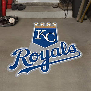 Kansas City Royals Street Grip Outdoor Graphic