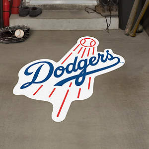 Los Angeles Dodgers Street Grip Outdoor Graphic