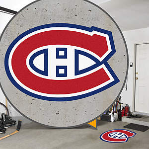 Montreal Canadiens Street Grip Outdoor Graphic