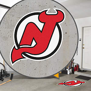 New Jersey Devils Street Grip Outdoor Graphic