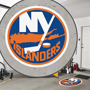 New York Islanders Street Grip Outdoor Graphic