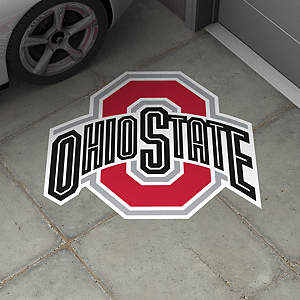 Ohio State Buckeyes Street Grip Outdoor Graphic