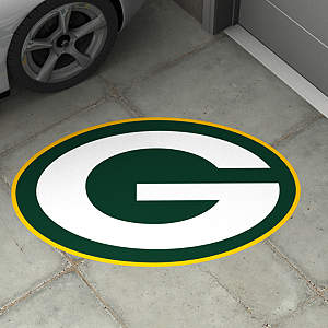 Green Bay Packers Street Grip Outdoor Graphic