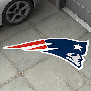 New England Patriots Street Grip Outdoor Graphic