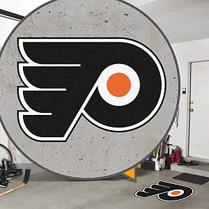 Philadelphia Flyers Street Grip Outdoor Graphic