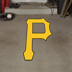 Pittsburgh Pirates Street Grip Outdoor Graphic